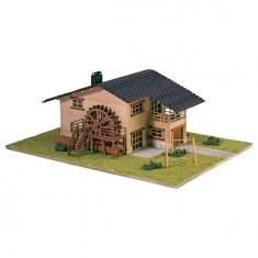 Maison en kit : Country collection : Chalet avec moulin à eau