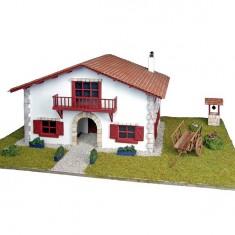 Maison en kit : Country collection : Maison Biarritz avec puits et charrue