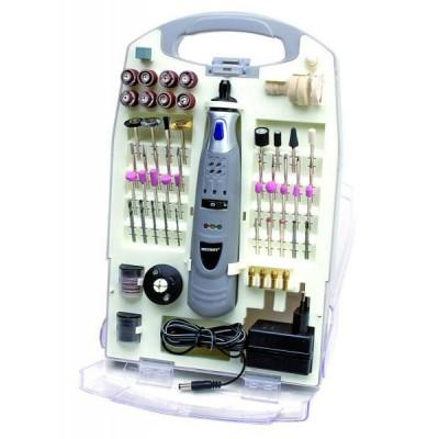 Mallette perceuse batterie Li-Ion et 120 accessoires - Artesania-27076