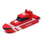 Maquette bateau : Mon premier kit en bois : Patrouille des mers