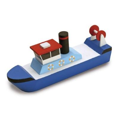 Maquette bateau : Mon premier kit en bois : Remorqueur à vapeur - Artesania-30514