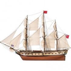 Maquette bateau en bois : H.M.S Surprise