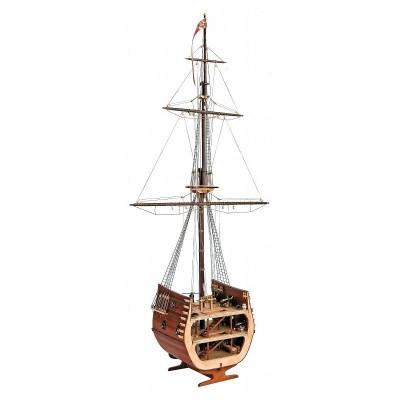 Maquette bateau en bois : Section galion San Francisco - Artesania-20403