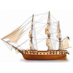Maquette bateau en bois : US Constellation
