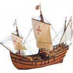 Maquette bateau en bois : Pinta