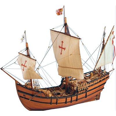 Maquette bateau en bois : Pinta - Artesania-22412