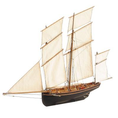 Maquette en bois : La  Cancalaise - Artesania-22190