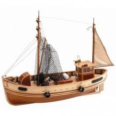 Maquette en bois - Bremen  Krabben Kutter