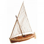 Maquette en bois - Cadaqués
