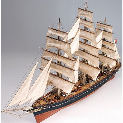 Maquette bateau en bois : Cutty Sark Tea Clipper - Artesania-22800