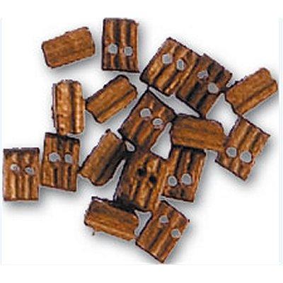 accessoire pour maquette de bateau en bois double poulie 3 mm nogal artesania rue des. Black Bedroom Furniture Sets. Home Design Ideas