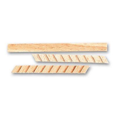Accessoire pour maquette de bateau en bois : Echelle 9 marches - Artesania-8556