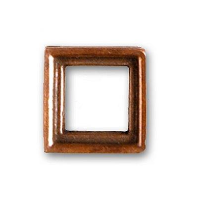 Accessoire pour maquette de bateau en bois : Encadrement fenêtre 13 x 13 mm - Artesania-8720