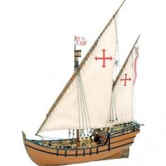 Maquette bateau en bois : La Niña