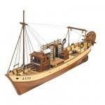 Maquette bateau en bois: Mare Nostrum : Prêt à exposer