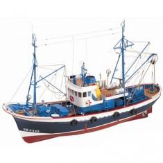 Maquette bateau en bois : Marina II