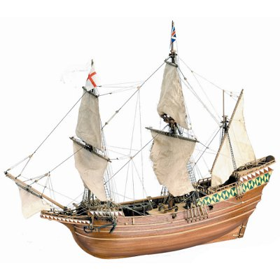 Maquette bateau en bois : Mayflower 1620 - Artesania-22451