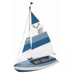 Maquette de bateau en bois: Kit d'initiation: Olympic 420