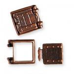 Accessoire pour maquette de bateau en bois : Porte canons 10 x 10 mm