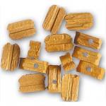 Accessoire pour maquette de bateau en bois : Poulie 7 mm