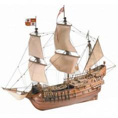 Maquette bateau en bois : San Francisco II