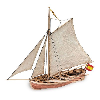Maquette bateau en bois : San Juan Nepomuceno - Artesania-18010