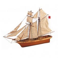 Maquette bateau en bois: Scottish Maid