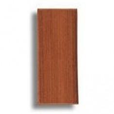 Socle pour maquette en bois: Sapelly: 180 x 75 x 8 mm