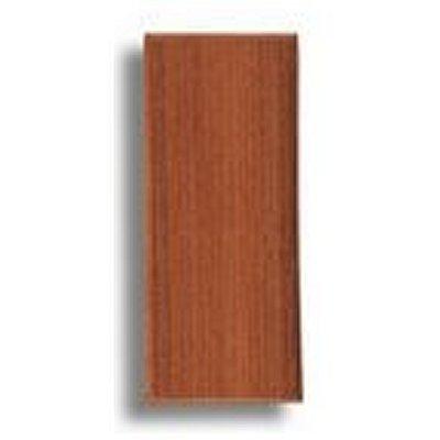 Socle pour maquette en bois: Sapelly: 180 x 75 x 8 mm - Artesania-29034