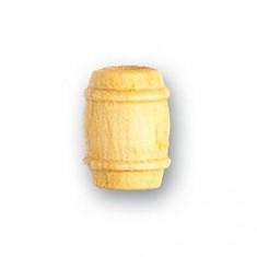 Accessoire pour maquette de bateau en bois : Tonneau en bois ø 8 mm