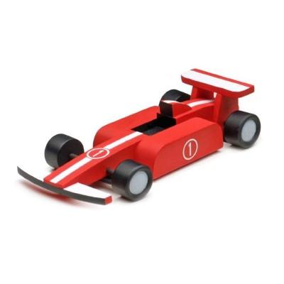 Maquette voiture : Mon premier kit en bois : Formule 1 - Artesania-30511