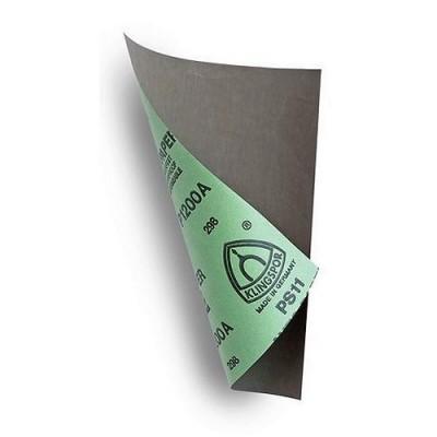 Papier abrasif : Set de 3 papiers fins : Gris - Artesania-27637