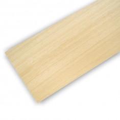 Planche en bois de balsa : 100 x 1000 x 20 mm