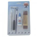 Set d'outils basique nº1 pour maquette en bois