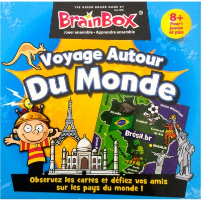 brain box voyage autour du monde asmod e magasin de jouets pour enfants. Black Bedroom Furniture Sets. Home Design Ideas