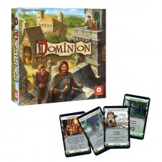 Dominion - Extension : L'Intrigue
