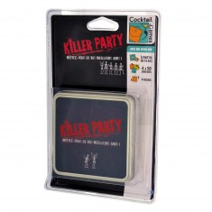 Killer Party : Blister
