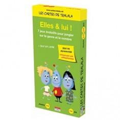 Les cartes de Tralala : Elles & lui !