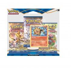 Pokemon : Pack 3 boosters Pokémon XY09 Rupture Turbo