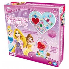 Princesse mystère : Princesses Disney