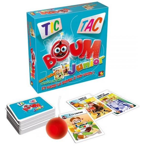 Tic Tac Boum Junior - Asmodee-TTBJ01