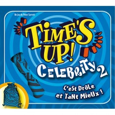 Time's Up! Celebrity 2 Bleu