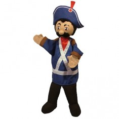 Marionnette Guignol : Gendarme