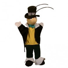 Marionnette Pinocchio : Jimini Cricket