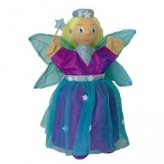 Marionnette Pinocchio : Fée bleue
