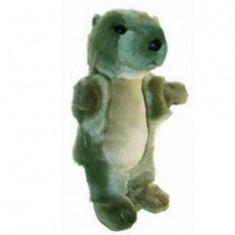 Peluche Marionnette Marmotte