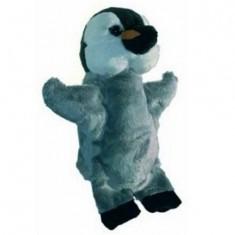 Peluche Marionnette Pingouin