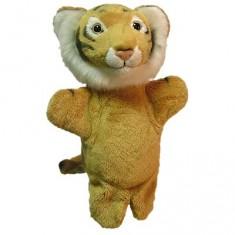 Peluche Marionnette Tigre
