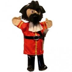 Marionnette Pirate : Capitaine Barbe Noire