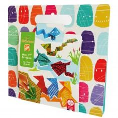 Pochette créative : Mon premier Origami